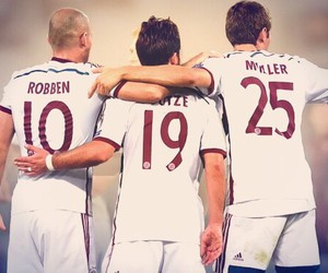 muller, fcb, and fc bayern münchen image