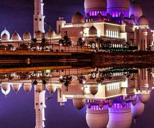 city, islam, and mosque image