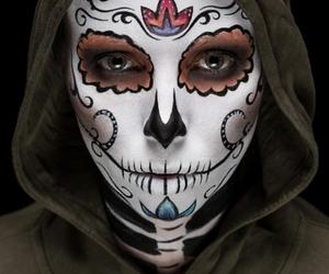 :), Halloween, and makeup image