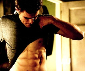hot boy, the vampire diaries, and sexy image