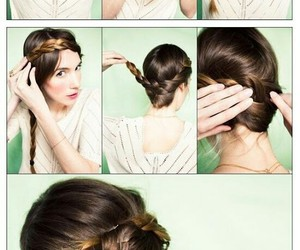 bohemian, hairstyle, and cute image