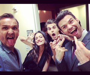 The Originals, the vampire diaries, and paul wesley image