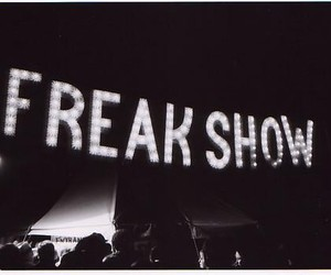 freak show, freak, and show image