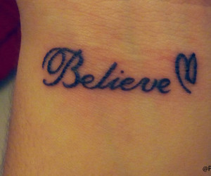 believe and demi image