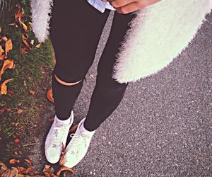 autumn, bracelet, and fashionista image
