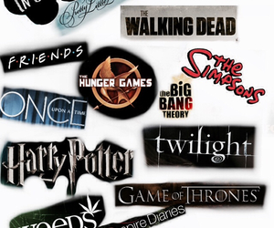 harrypotter, twilight, and weeds image