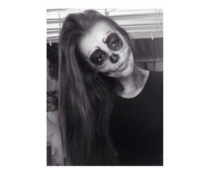 Halloween, black, and girl image