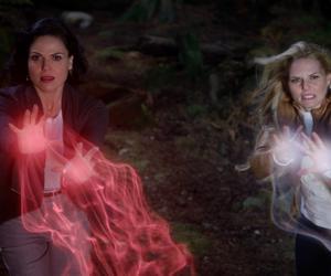 emma, forest, and once upon a time image
