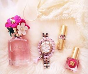 marc jacobs, perfume, and watch image
