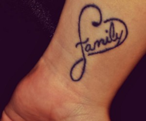 family, girly, and heart image