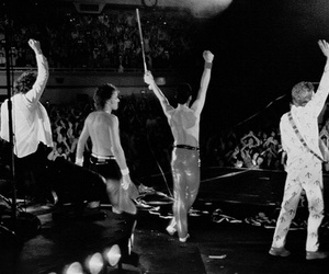 band, Freddie Mercury, and legends image