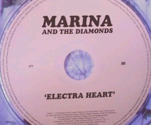 pink, marina and the diamonds, and grunge image