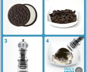 oreo, diy, and food image