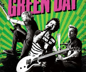 green day, billie joe armstrong, and tre image