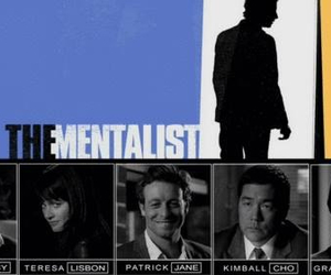 the mentalist, patrick jane, and grace van pelt image