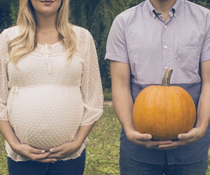 couple, happy, and fall image