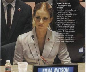 emma watson, actress, and beautiful image