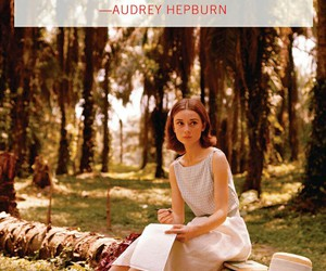 fairy tale, audrey hepburn, and quote image