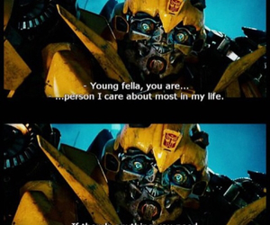 transformers, yellow, and bumblebee image