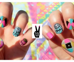 nails and supa nails image