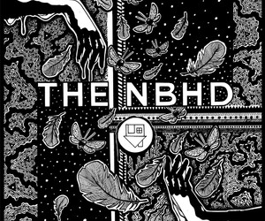 the nbhd, the neighbourhood, and band image