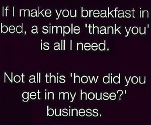 breakfast and funny image