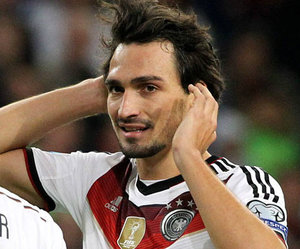 german, sexy, and soccer player image