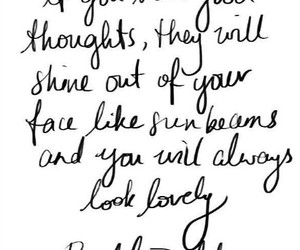 quotes, thoughts, and lovely image