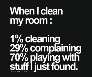 funny, room, and true image