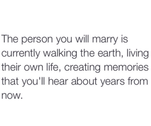 marry, love, and future image
