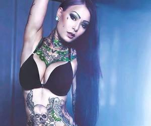 addicted, forever, and tetovaža image