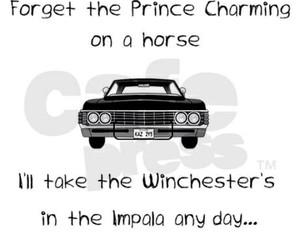 supernatural, impala, and winchester image