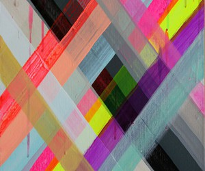 art, colors, and pattern image