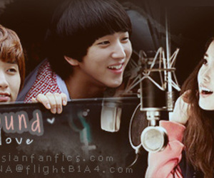 banner, kpop, and fanfic image