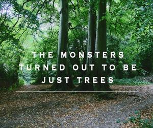 1989, Lyrics, and monsters image