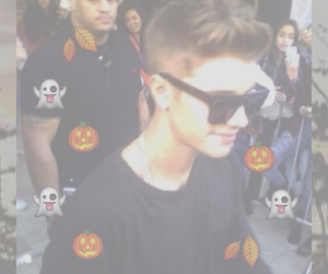 justin bieber, icon, and Halloween image