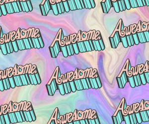 awesome, pastel, and pink image