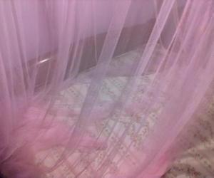 bed, bedroom, and kawaii image