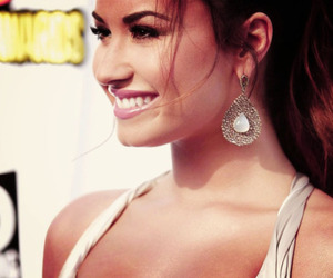 beautiful, demi lovato, and happy image