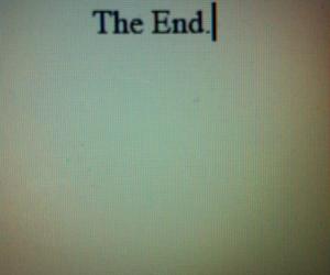 ending, hipster, and sad image