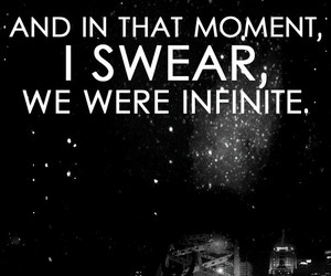 infinite, quotes, and moment image