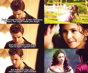 bitch, stefan salvatore, and tvd image