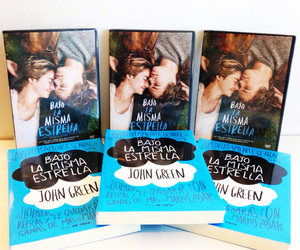 books, movies, and the fault in our stars image