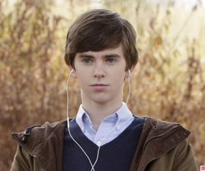 actor and freddie highmore image