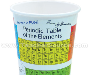 chemistry, quimica, and periodic table cups image