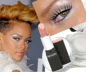 makeup and rihanna image