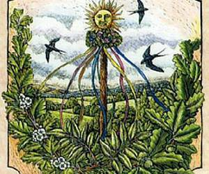 nature, ritual, and sun image