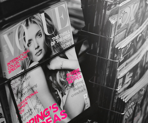 vogue and magazine image