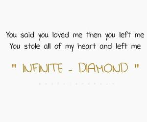 hurt, infinite, and kpop image
