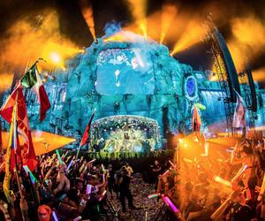 concert, party, and Tomorrowland image